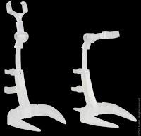Mattel Action Figure Flight Stand