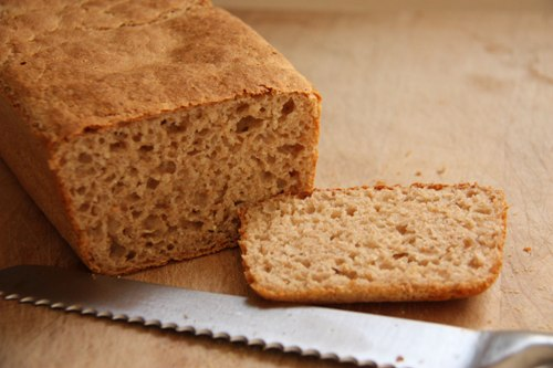 English Muffin Bread from The Boat Galley