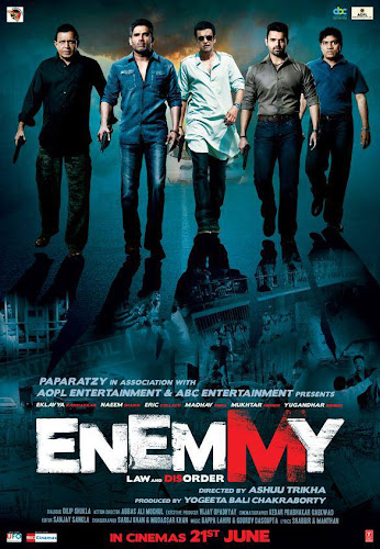 Enemmy (2013) Movie Poster