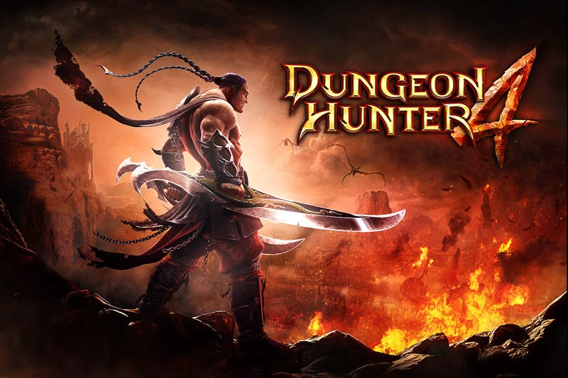 Dungeon Hunter 4 v1.6.0m APK+DATA (Unlimited Gold/Gems)