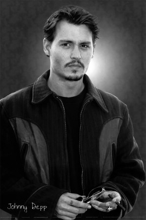 Johnny Depp Hairstyles In