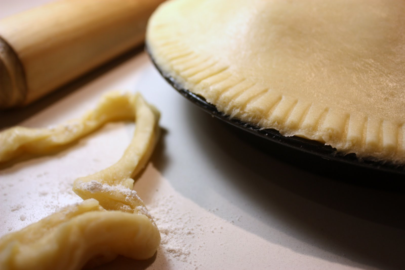 Megann 39 s kitchen photography sweet shortcrust pastry for Shortcrust pastry ingredients