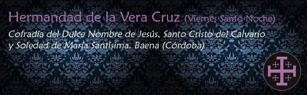 Hdad. de la Vera Cruz (Viernes Santo Noche)