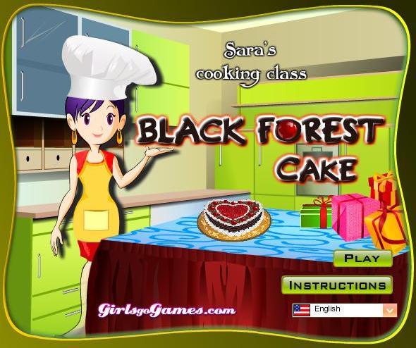 Sara Mutfakta Oyunları
