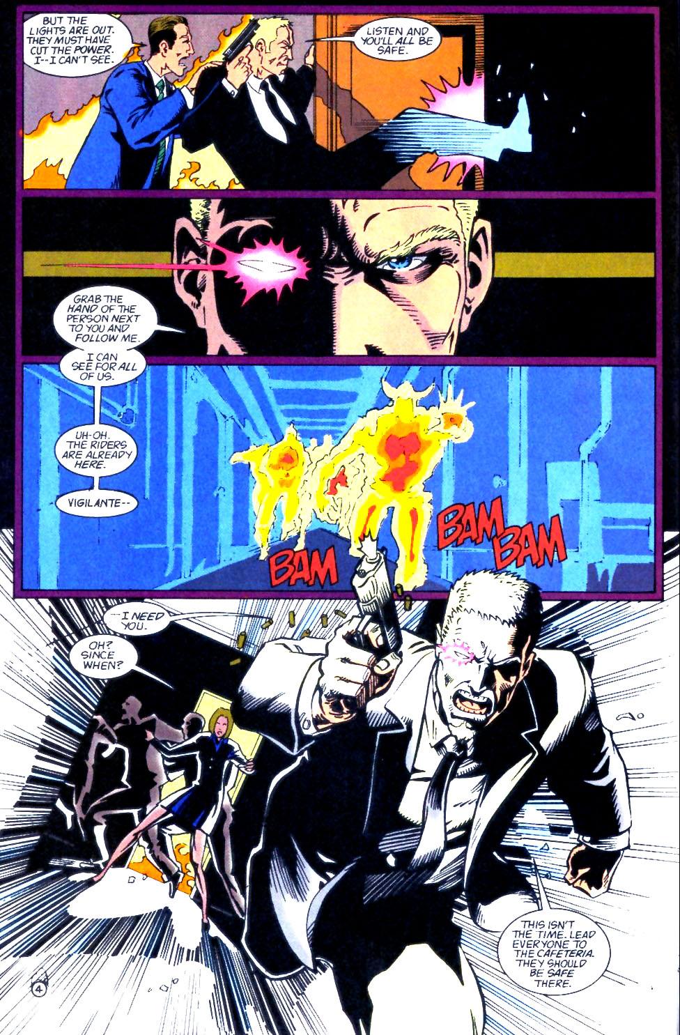 Deathstroke (1991) Issue #59 #64 - English 5