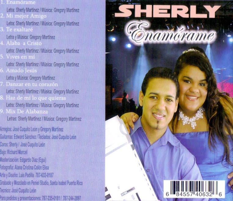 CD Enamórame de Sherly Martínez Torres