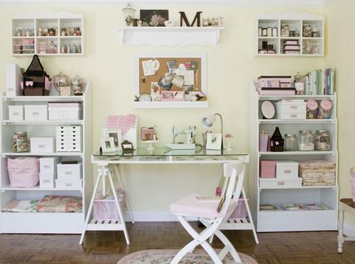 cuarto de manualidades. Black Bedroom Furniture Sets. Home Design Ideas