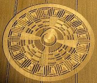 circulo campos de trigo inglaterra eclipse anular sol 20 mayo 2012