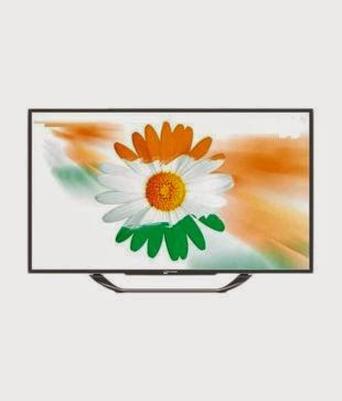 Buy Micromax 40B200HD 99 cm (39) HD Ready LED Television & EMI Cashback at Rs.19687 : Buy To Earn