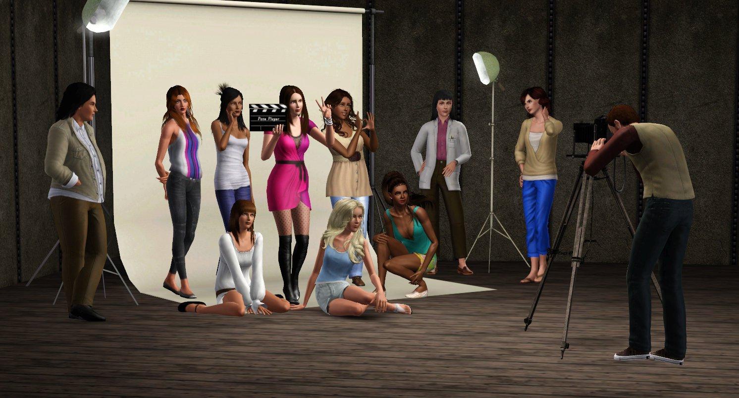Sims 3 Sex Interactions prophscorp poseboxAddon