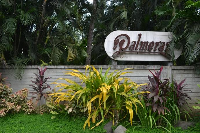 Palmeras Restaurant, Zamboanga