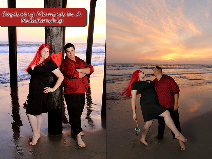 Couples photo shoot tips.