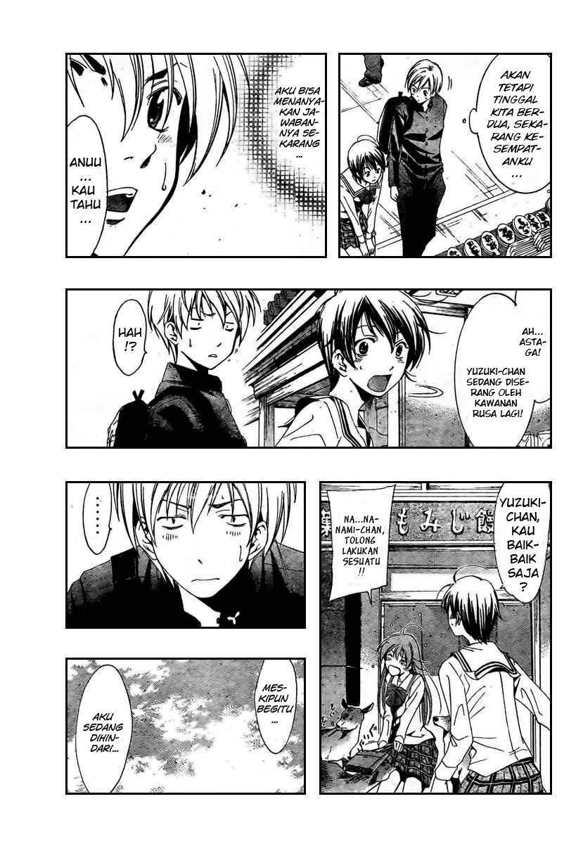 Komik kimi no iru machi 17 page 9