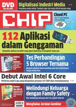 Majalah Chip May 2010