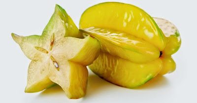 Benefits Fruit Carambola (Star Fruit, Averrhoa carambola Linn)