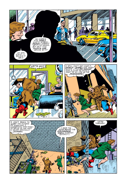 Captain America (1968) Issue #351 #283 - English 10