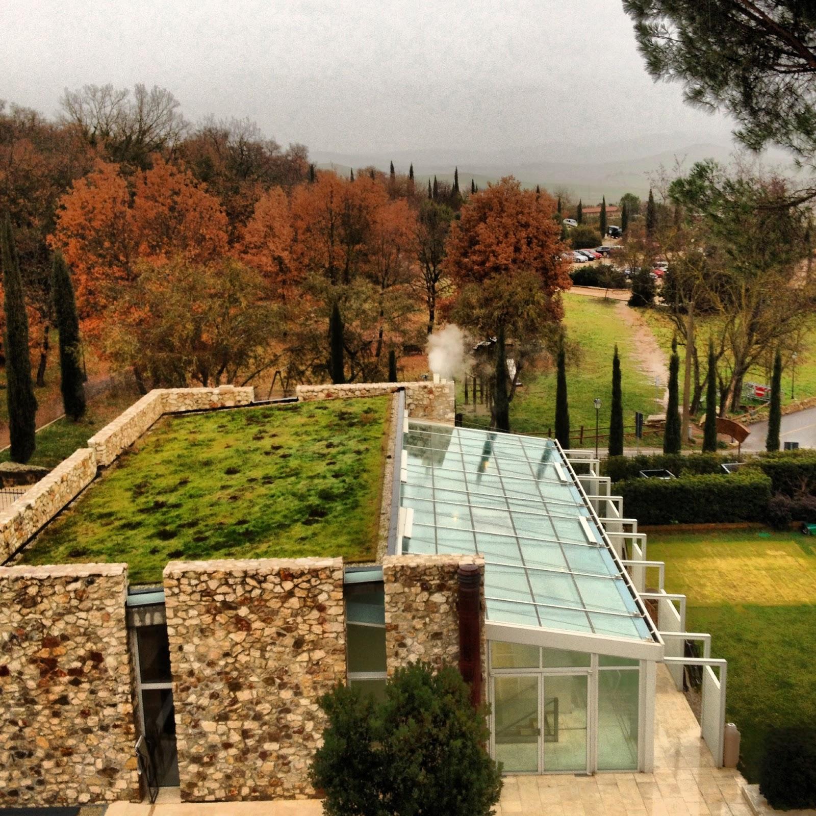 Bagno vignoni thermal baths in tuscany - Albergo le terme bagno vignoni ...