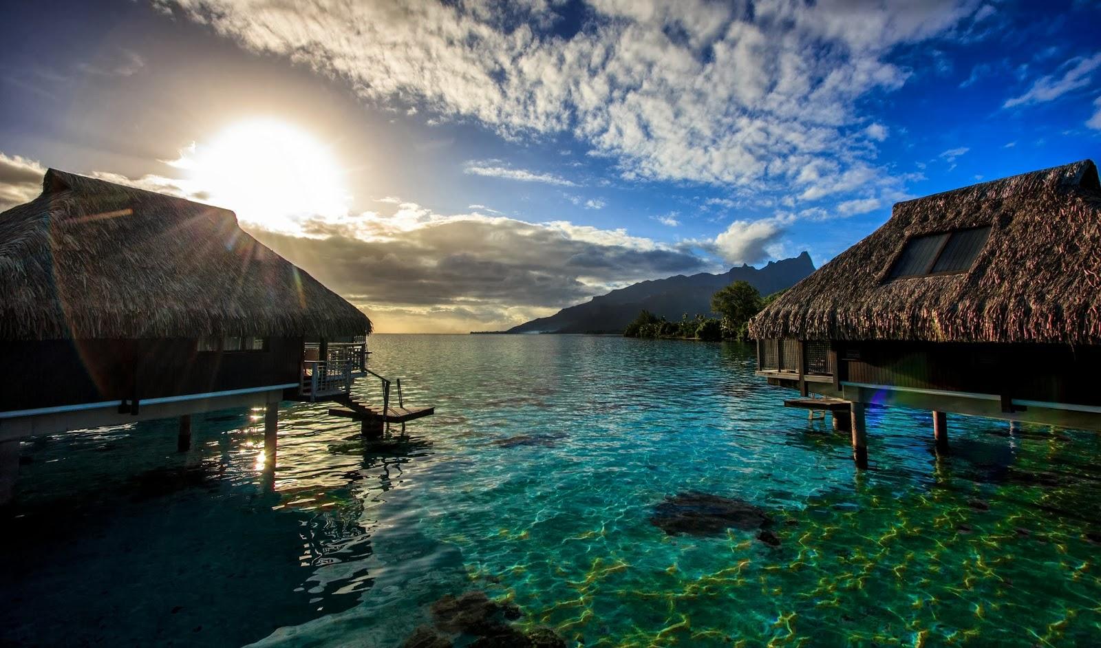 Tahiti French Polynesia  city photos gallery : ... French Polynesia, Pacific Papeete, Tahiti, Mo'orea, Bora Bora