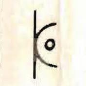 Signo convencional de Estación óptica