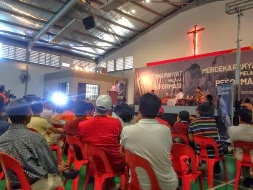Anwar Politik Gereja