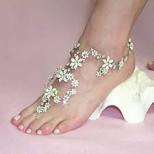 Donzaleigh Abernathy, anklet costume jewellery in Poland, best Body Piercing Jewelry