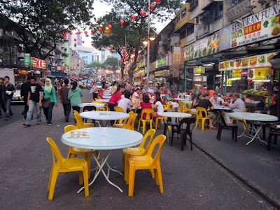 Plesiran Gratis di Kuala Lumpur