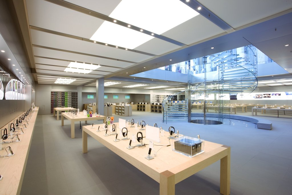 Tecno E News Apple Store A Catania