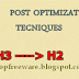 How To Optimize Your Blog Traffic Using H2 Tag In Post Titles