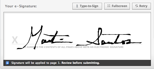 What is Electronic Signature? | RightSignature Blog