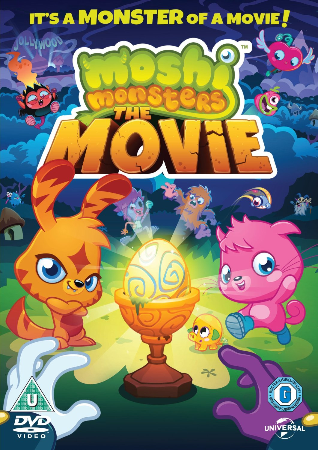 Moshi Monsters: O Filme – Dublado (2013)
