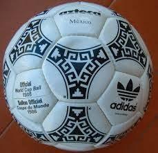 balon mundial mexico 1986