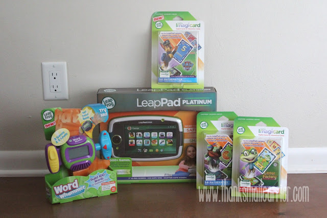 LeapFrog new products