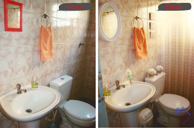 decoracao para banheiro gastando pouco – Doitricom -> Decoracao De Banheiro Pequeno Com Pouco Dinheiro