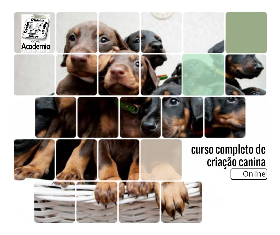 Curso Completo de Criação Canina (On-Line)