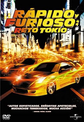 Rapido Y Furioso 3 – DVDRIP LATINO