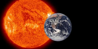 Η Γη μόλις έφτασε στην ελάχιστη απόστασή της από τον Ήλιο!