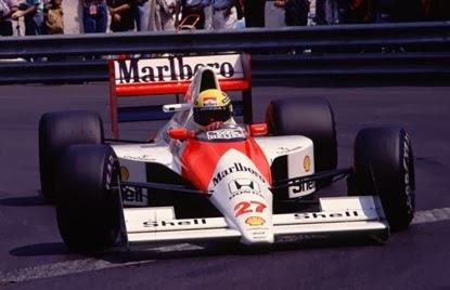Formula 1 1990 Ayrton Senna/ Mclaren