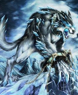 Según el Edda, en cierta etapa los dioses decidieron encadenar al lobo Fenrisulfr (Fenrir), pero la bestia rompía cada cadena que le colocaban. Finalmente hicieron que los enanos les fabricaran una cinta mágica llamada Gleipnir, de materiales tales como las barbas de una mujer y las raíces de una montaña. Pero Fenrir presintió el engaño de los dioses y rechazó permanecer amarrado con esta cinta a menos que uno de ellos pusiera su mano en la boca del lobo, en señal de buena fe. Tyr, conocido por su gran valor, accedió, y los otros dioses amarraron al lobo. Fenrir sintió que lo habían engañado y mordió la mano del dios. Fenrir seguirá siendo encadenado hasta el día de Ragnarök. Durante el Ragnarok, Tyr matará y será muerto por Garm, el perro guardián de Helheim. Tyr era un dios extrañamente zurdo, si se tiene en cuenta que en ese tiempo estaba asociado con la mala fortuna.