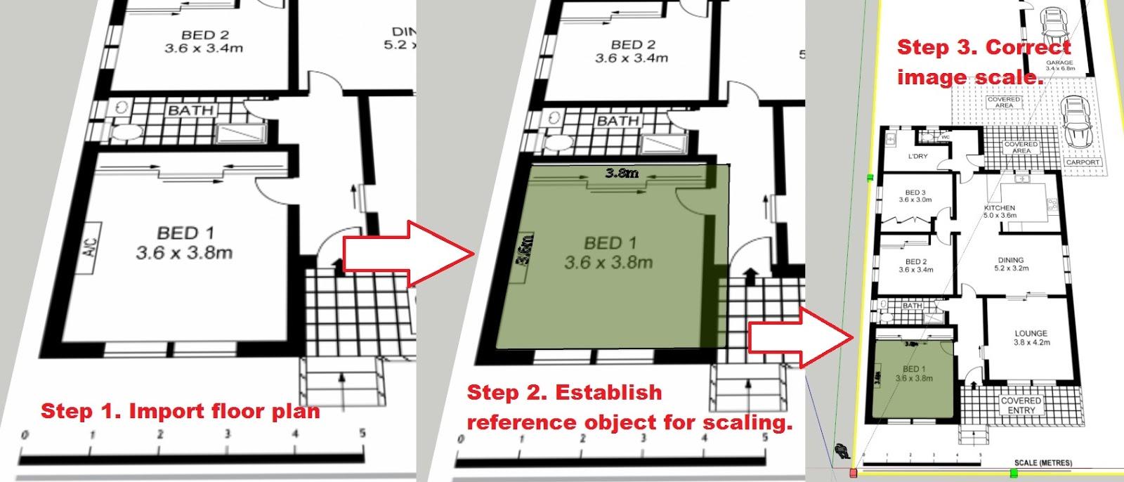 1 Similiar Google Sketchup Floor Plan Keywords On Google Sketchup Floor Plan Design
