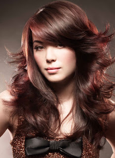 best Long Haircut Trend 2012 Photos
