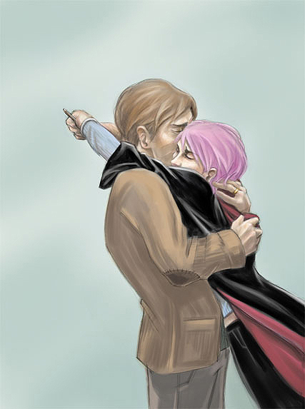 tonks and lupin age difference in a relationship