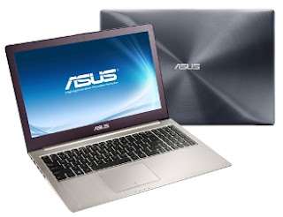 Laptop ASUS ZENBOOK Touch
