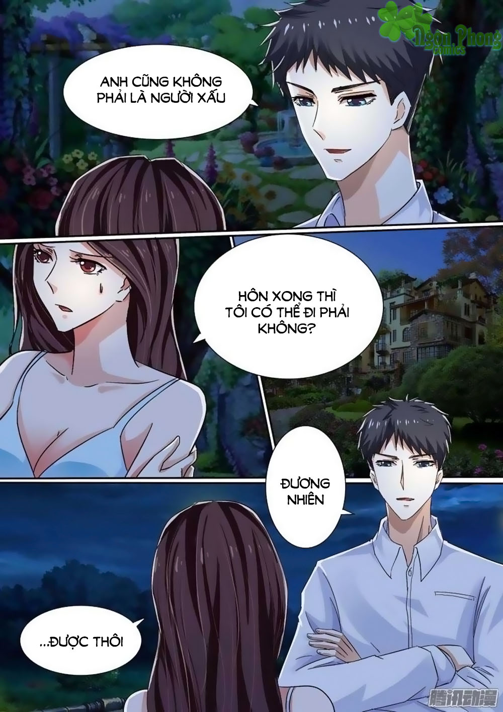 Hào Môn Tiểu Lão Bà – Chap 39