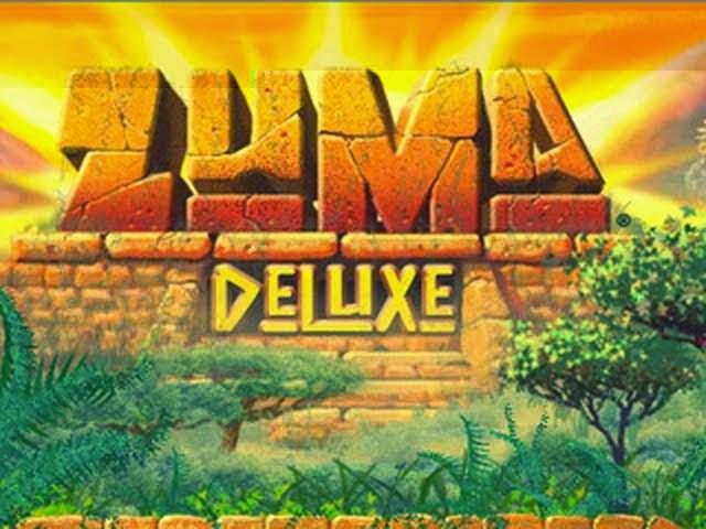 Game Menembak Bola Zuma Deluxe Gratis