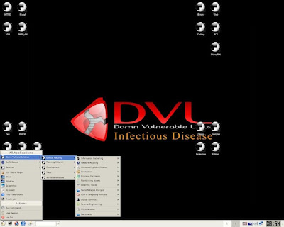 Damn Vulnerable Linux (DVL)