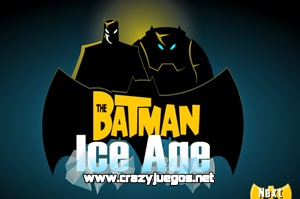 Jugar Batman Ice Age Game