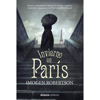 Invierno en Paris, Imogen Robertson, reseña