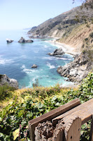 Big Sur pfeiffer state park ocean cliffs waves