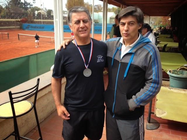 ITF SENIORS G3 - COPA OMAR PABST - FINALES