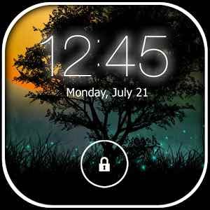 iOS 8 Firefly Locker Full İndir